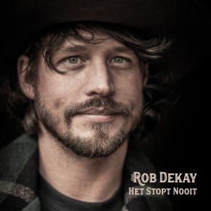 Het Stop Nooit - Rob Dekay